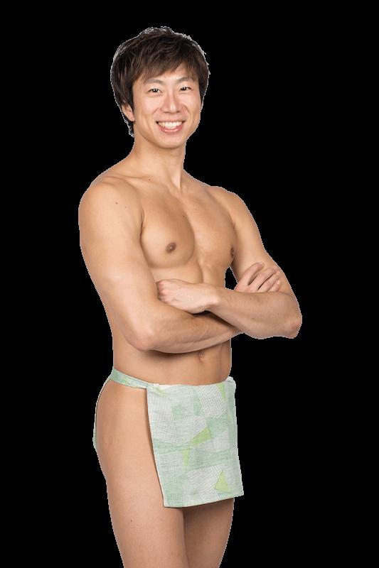 取締役野田貴志の全身写真