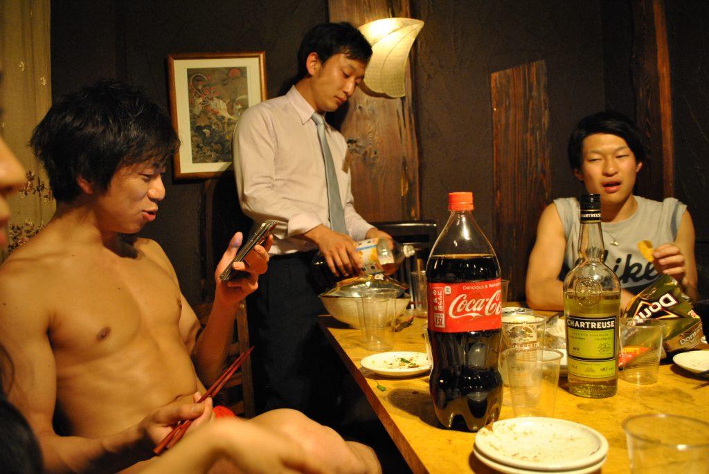yuzo-party