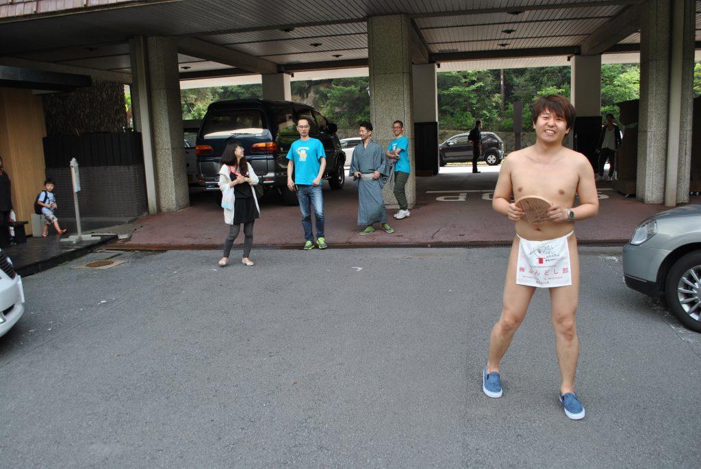 fundoshiman-debut