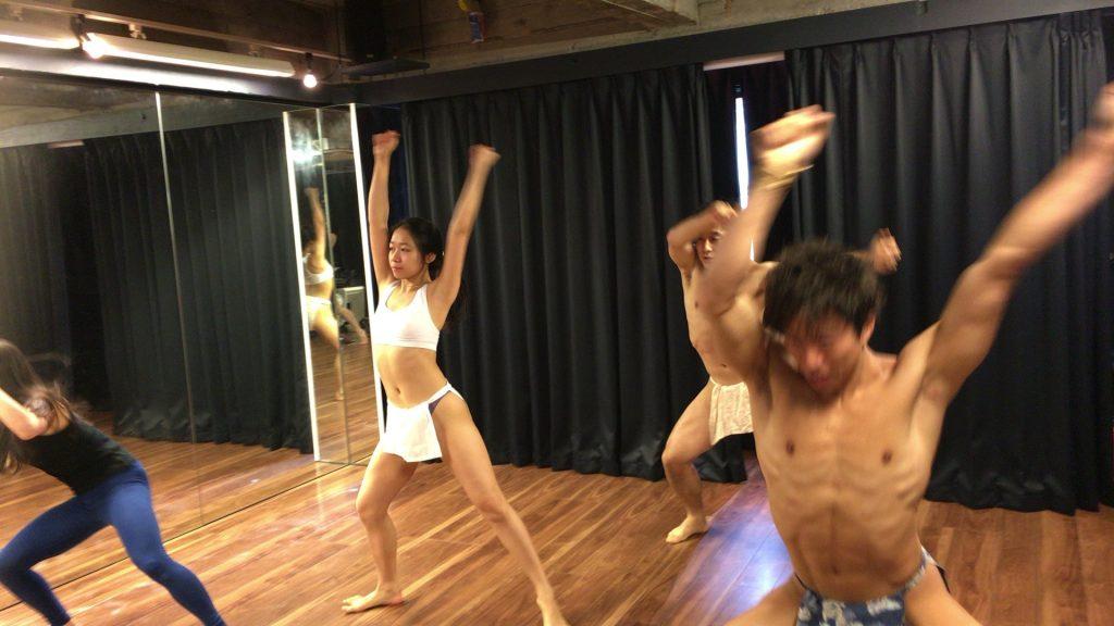 fundoshi -dance