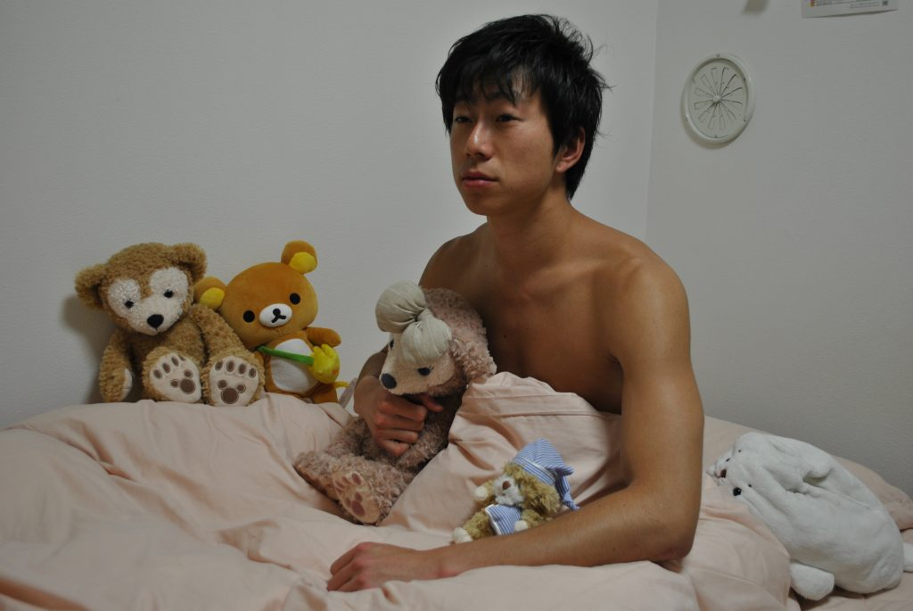 fundoshiman-wakeup