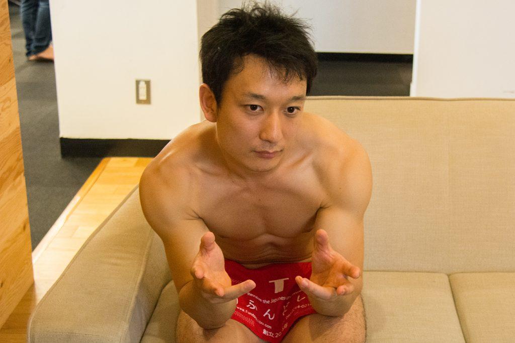 fundoshirokuroman