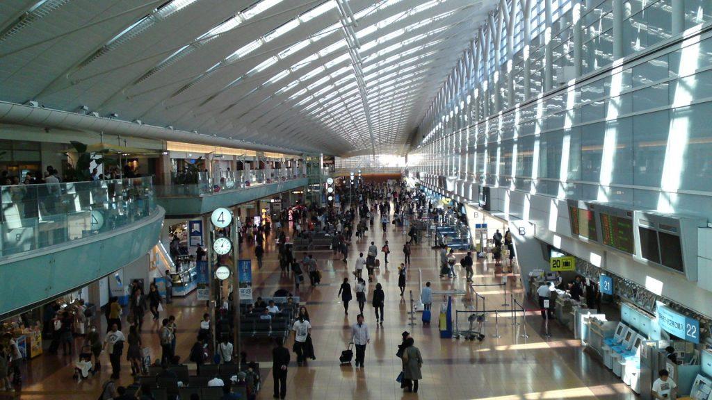 羽田空港だよ