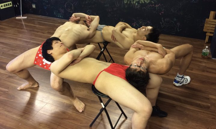 fundoshidance-kaenguruma