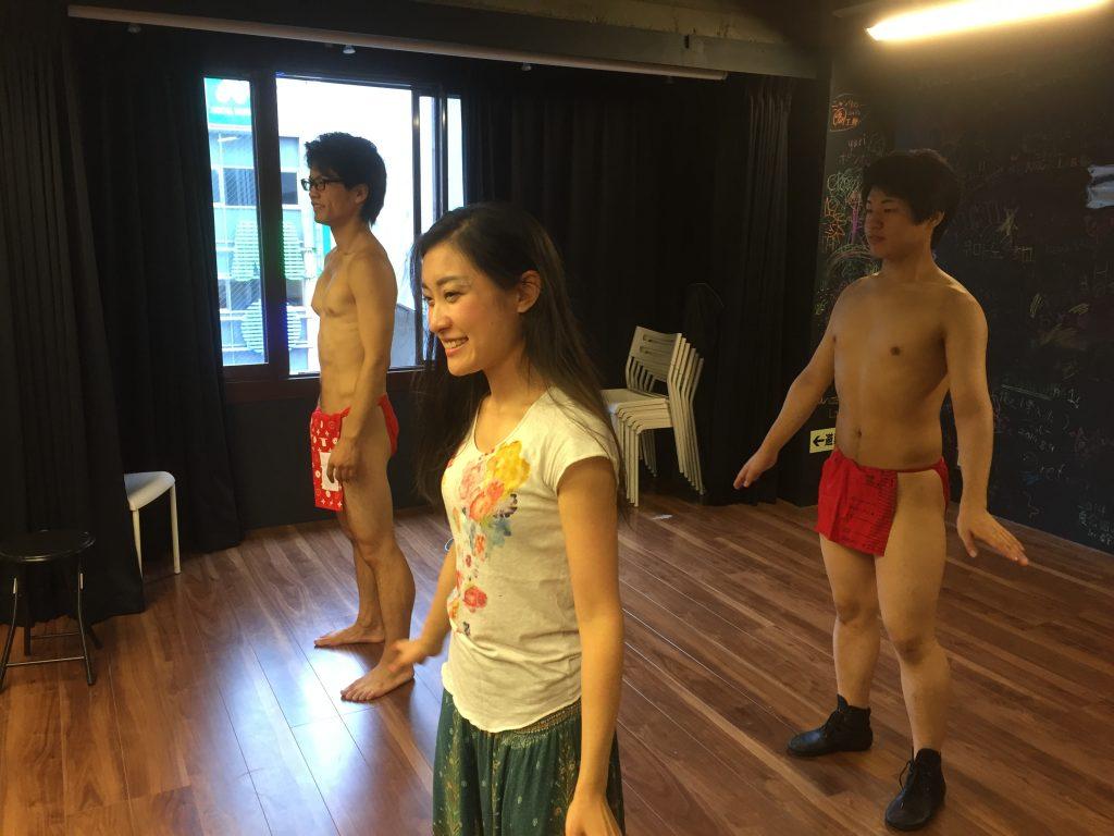 fundoshidance-lesson-2