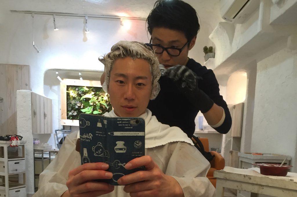 fundoshiman-hairdyeing-2