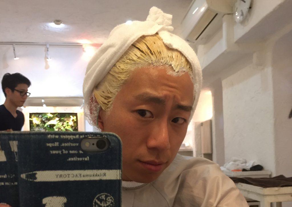 fundoshiman-hairdyeing-4