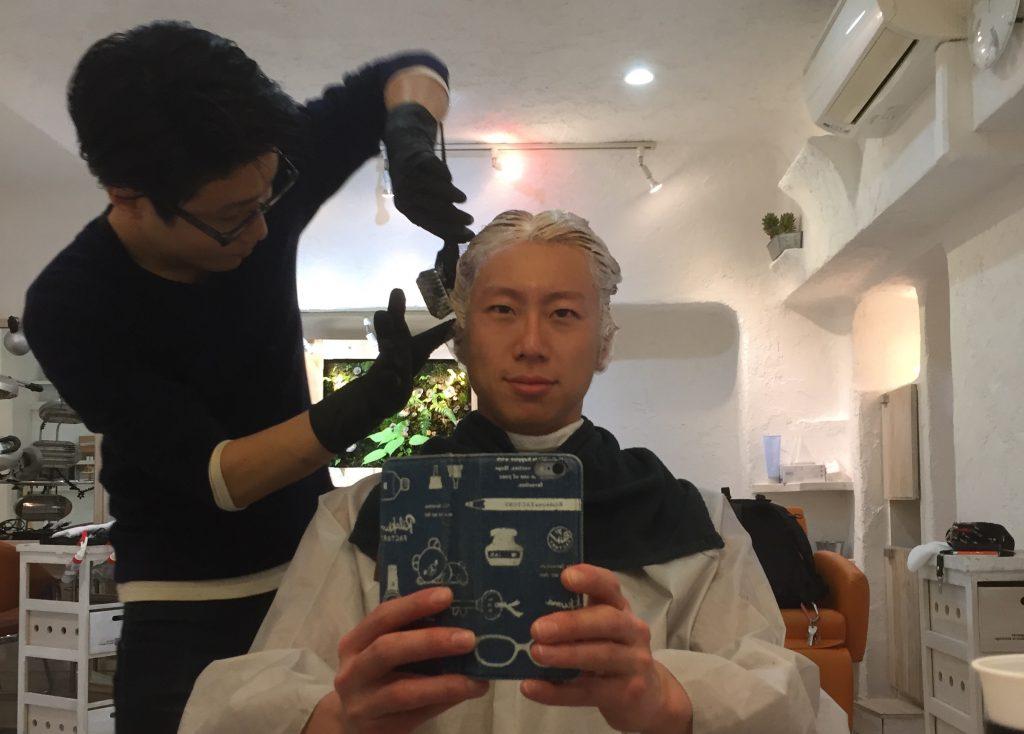 fundoshiman-hairdyeing-continue
