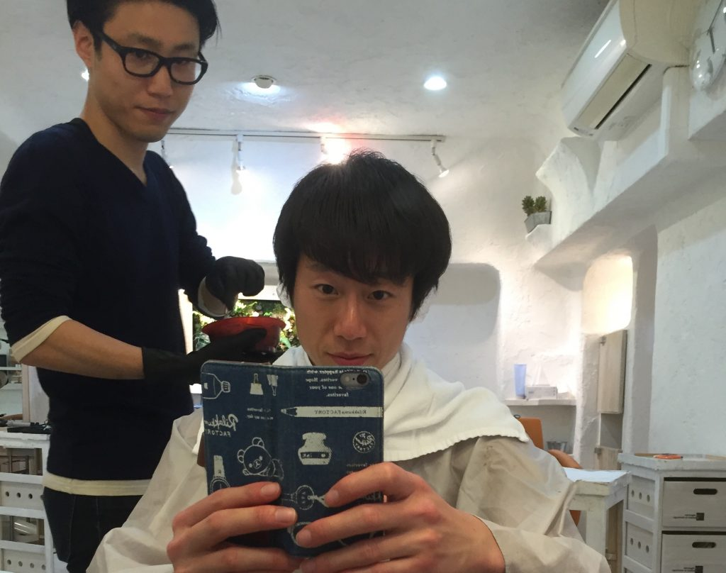 fundoshiman-hairdyeing-start