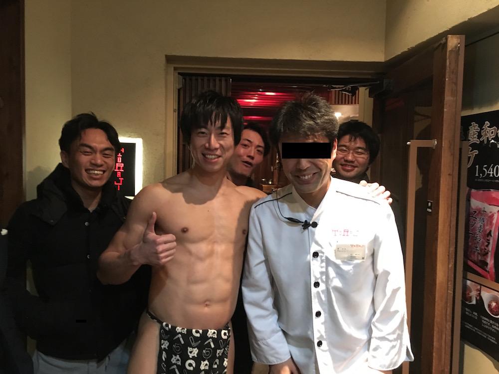 yakiniku-toraji-fundoshiman