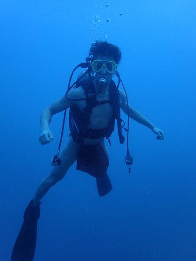 fundoshi-diving