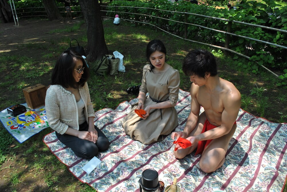 fundoshiman-tea-ceremony
